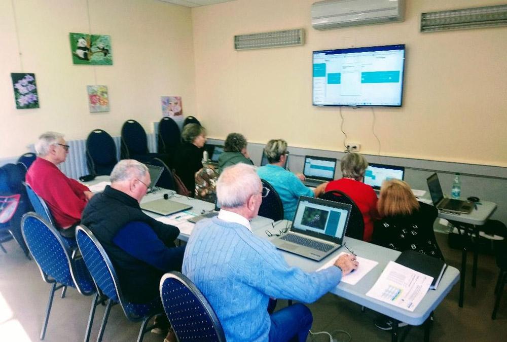 Des ateliers numériques pour nos séniors
