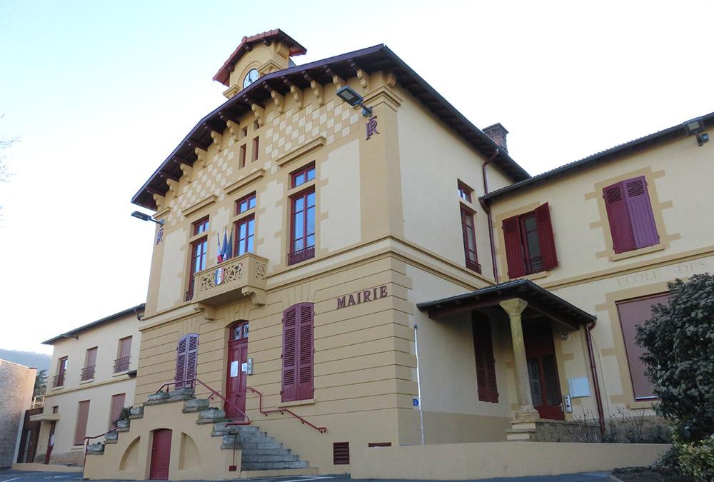 Mairie de Couzon au Mont d'Or